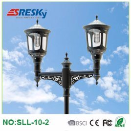 China LED Garden Lights Landscape Solar Lamp with PIR Function