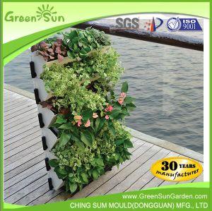 Greensun Multifunctional Self Watering Vertical Garden Green Wall Planter