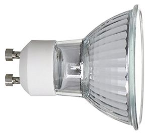 35W/GU10/120V 35-Watt MR16 Halogen Light Bulb, Glass Cover, Dimmable, 320 Lumens, GU10 Base pictures & photos