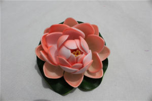 2017 Artificial Foam Lotus Flowers Cheap for Wedding Decoration pictures & photos