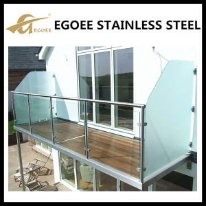 High Quality Stainless Steel Handrail and Balustrade for Sale pictures & photos