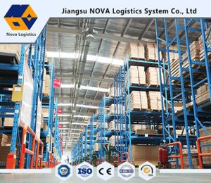 High Density Steel Pallet Racking for Warehouse Storage pictures & photos