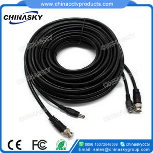 Rg59 Coaxial Cable and Power Security Camera Cable (VP100M) pictures & photos