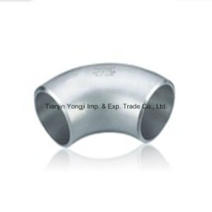321 Stainless Steel Welded Pipe Fittings Elbow