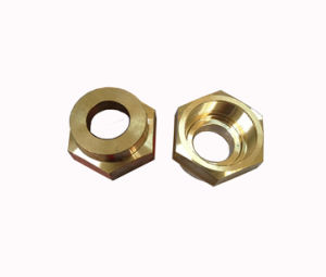 Custom Brass Pipe Coupling for Pneumatic Hoses