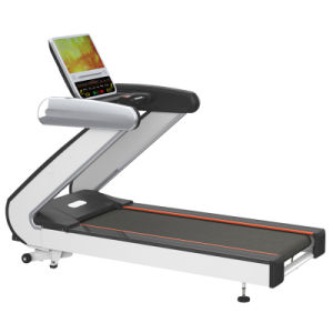 Ce Certificate Fitness Equipment Commercial Treadmill for Gym Runner pictures & photos