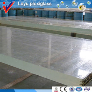 Thick Cast Transparent Acrylic Panel