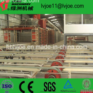 Insulating Plasterboard Production Line with Engineer Service pictures & photos