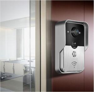 China Smart IP Doorbell Door Video Phone WiFi Wireless Remote Unlock Door    China WiFi Video Doorbell, WiFi Video Door Phone
