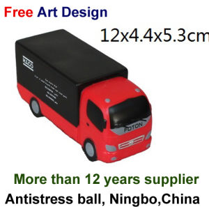 Promotional PU Antistress Dustcart pictures & photos