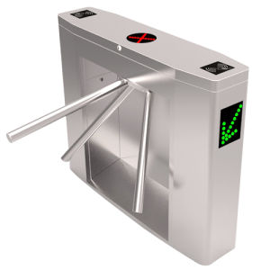 Full-Automatical Tripod Turnstile for Best Sales pictures & photos