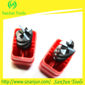 Hard Metal Tungsten Carbide Cutting Tools End Mill Cutter