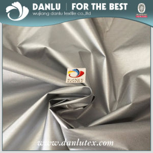 170t Silver Coated Taffeta Reflective Fabric pictures & photos