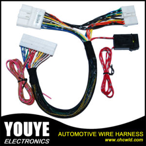 Coaxial Cable Assembly Wire Harness Wiring Assembly pictures & photos