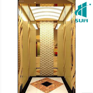 Sum Small Machine Room Passenger Elevator pictures & photos