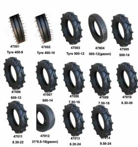 Tractor Spare Parts Tractor Tyre pictures & photos