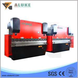 2-We67k Steel Plate Hydraulic Tandem Bending Machine pictures & photos