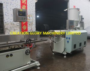 High Quality PA Nylon Pipe Plastic Extruder Machine pictures & photos
