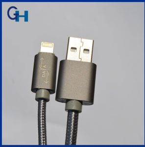 Wholesale 2A Fast Charging 8 Pin USB Data Cable for iPhone 6