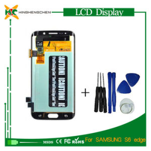 Mobile Phone Display for Samsung Galaxy S6 Edge LCD Touch Screen