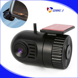 1080P Full HD 1920*1080 High-End No Screen Car Hidden DVR Sensor 120 Degree 6p Lens External Phone