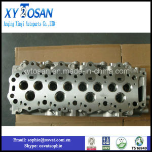 Mazda Wl Cylinder Head for Mazda Bt-50 Pick-up We Wl Tdi 16V 908749 pictures & photos