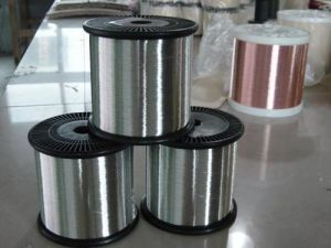 Tinned Copper Clad Aluminum Wire (TCCA) pictures & photos
