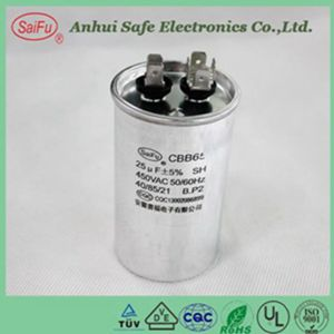 Cbb65 35UF Run Capacitor Dual Capacitor pictures & photos