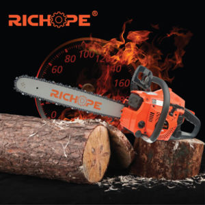 Hot Sale High Efficiency Gasoline Chain Saw (CS4000) pictures & photos