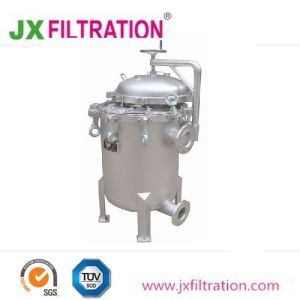 Stainless Steel Bag Filter for Water Treatment pictures & photos