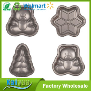 Cute Wide Variety of Animal and Plant Shapes Baking Cake Pan pictures & photos
