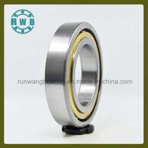 Copper Has a Cage Single Row Angular Contact Bearings, Factory Production (7216ACM)