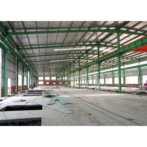China Prefab Modern Low Carbon Warehouse/House for Sale pictures & photos