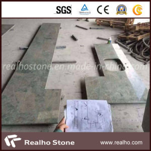 New and Beautiful Green Granite Countertops for Kitchen