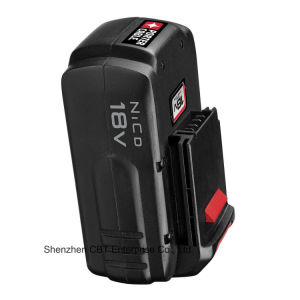 Porter-Cable PC18b / PCC489n 18V Ni-MH Cordless Battery Pack (Black) 1-Pack Brand New