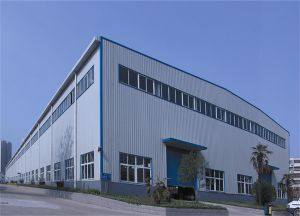China Supplier Galvanized Light Guage Steel Structure Workshop Warehouse