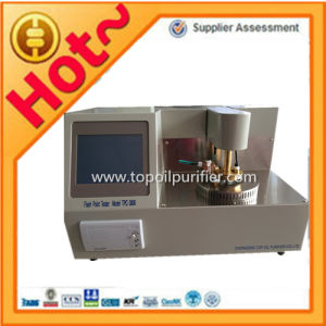No Need of Gas Source Automatic Flash Point Tester Device (TPC-3000) pictures & photos