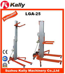 7.4m Lifting Height Hydraulic Material Lifts (LGA-25)