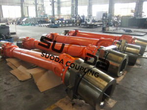Shaft Coupling/ Cardan Shaft/Flexible Coupling for Transmission pictures & photos