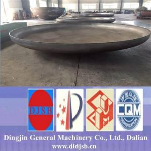 Pressure Vessel Dish Head (304L) /End Cap/Elliptical Head/Hemispherical Head pictures & photos