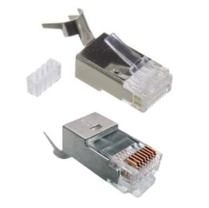 Cat7 Plug /Connector /Adapter Connector / Union Joint pictures & photos