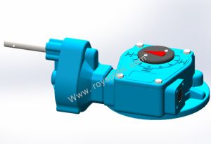 Rhw35lpd4 Worm Gearbox for Valve pictures & photos