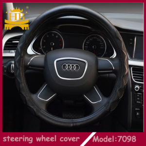 Hot Sale Popular Car Sheepskin Car Steering Wheel Cover