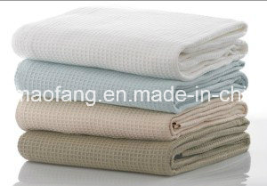 Woven Pure Virgin Wool Hotel Blanket (NMQ-WB030) pictures & photos
