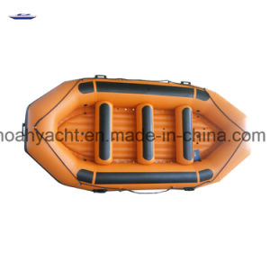 Nrs White Water Raft Inflatable Drifting Boat for Sale