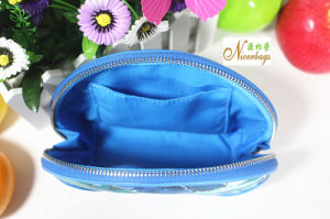 Fashion Design PU Leather Cosmetic Vanity Bag for Women pictures & photos