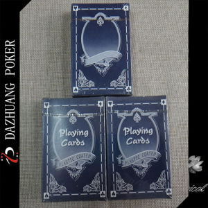 Customized Plastic Coated Playing Cards