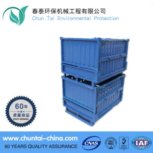 Heavy Duty Rolling Metal Storage Cage