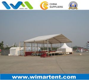 10mx6m Marquee Aluminum PVC Tent for Exhibition, Stage