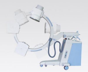 Hot Selling Hx7000c Digital Mobile Cr X-ray System Digital pictures & photos